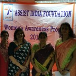 with Assist India Foundation on Sexual Harassment @ work